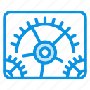 control, gears, settings icon