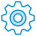 control, gear, options icon