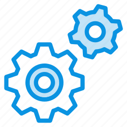 complex, controls, gears, options, preferences, settings, tune icon