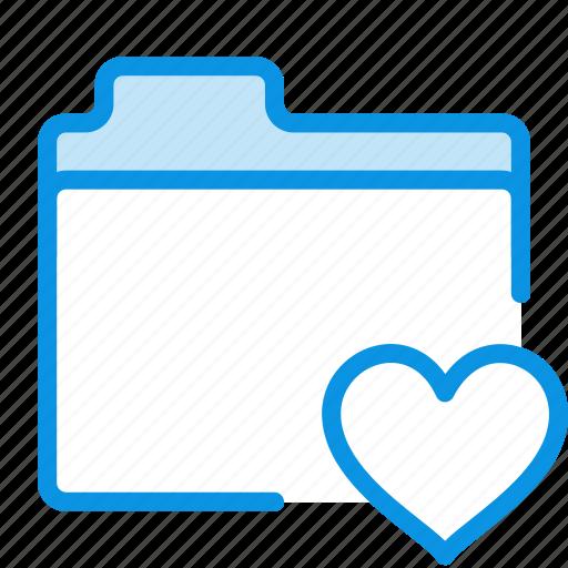 folder, like icon