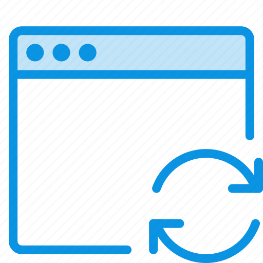 app, mac, sync icon