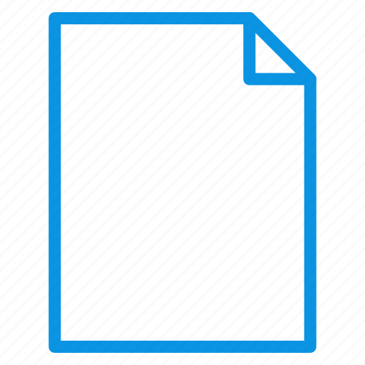 document, paper icon