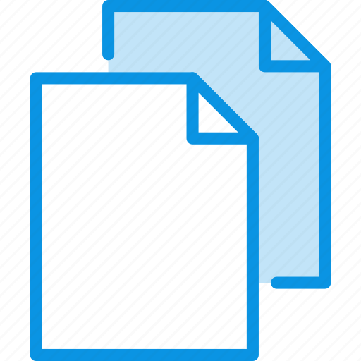 copy, document, duplicate, file, page, paper, sheet icon