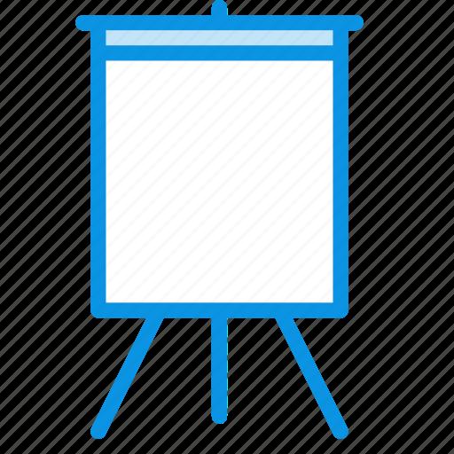 art, board, stand icon