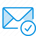 email, mail, mark icon