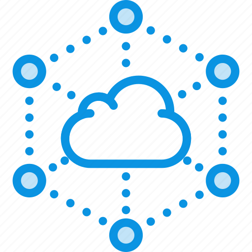 Cloud, network, internet icon - Download on Iconfinder