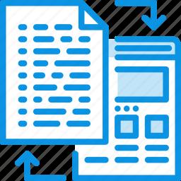 code, coding, design, development, integration, web, website icon