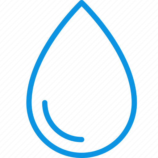 drop, ecology, humidity, marine, moisture, nature, water icon