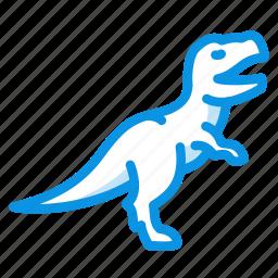 animal, dinosaur, predator, trex, tyrannosaur icon