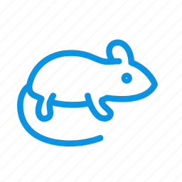 animal, micky, mouse, rat, rodent icon