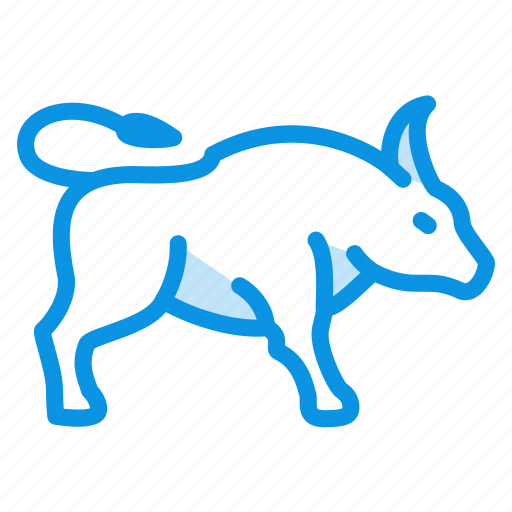 Buffalo, bull, yak icon - Download on Iconfinder