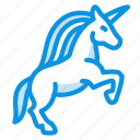 magic, unicorn icon