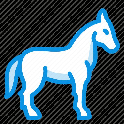 Horse icon - Download on Iconfinder on Iconfinder