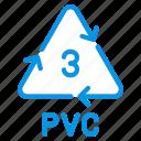 chloride, polyvinyl, pvc, recycle