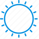 helios, sun icon