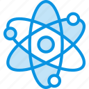 atom, energy, science icon