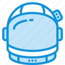 astronaut, cosmonaut, cosmos, helmet, science, space, suit icon