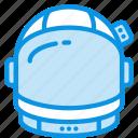 cosmonaut, helmet icon