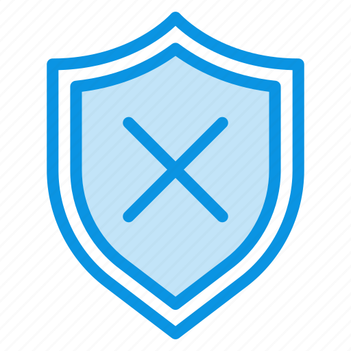 guard, protect, protection, secure, security, shield, warning icon
