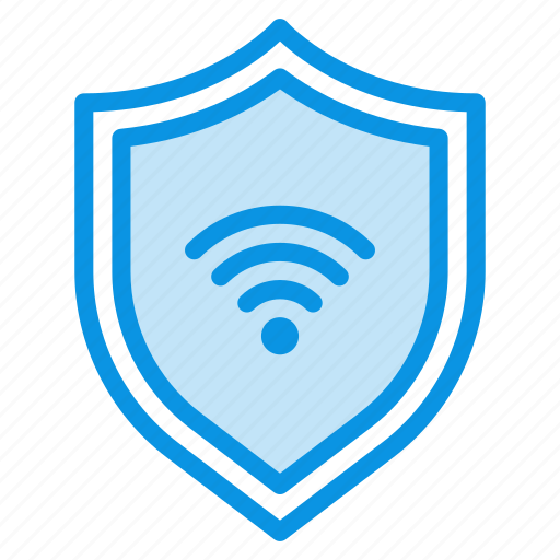 firewall, security, wifi icon