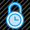 lock, time