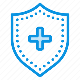 insurance, insure, protection, secure, security, shield icon