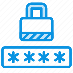 encryption, locked, password, protected, protection, secure, security icon