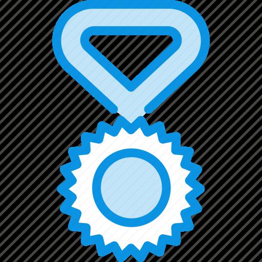 bonus, champion, distinction, hierarchy, medal, reward, sport, winner icon