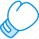 boxing, fighting, glove icon