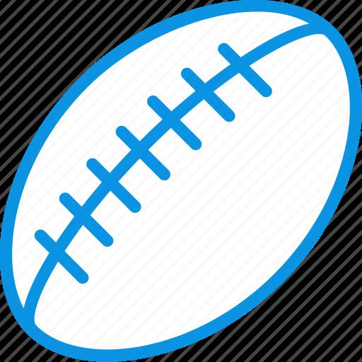 american, football, sport icon