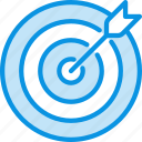 aim, competition, darts, game, goal, sport, target icon
