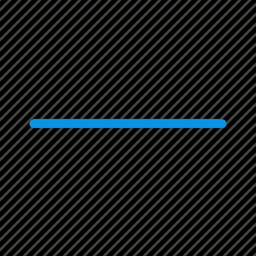 minus, substract icon