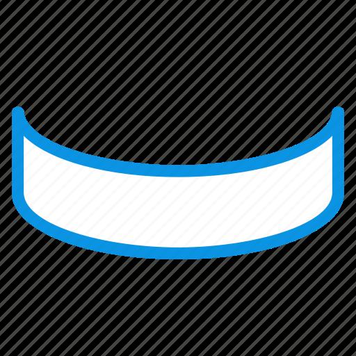 inscription, logo, ribbon, sign, stripe, tape, text icon