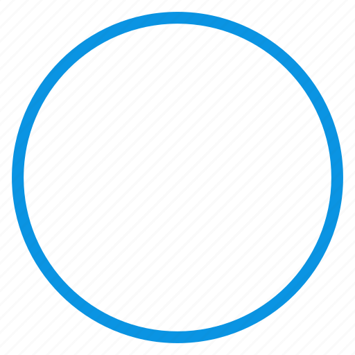 cicrcle, sign icon