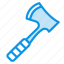 axe, hatchet, tool icon
