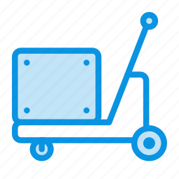 equipment, forklift, industrial, logistic, pump, pumptruck, truck icon