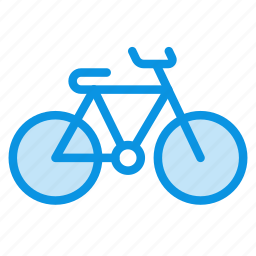 bicycle, sport, transport icon