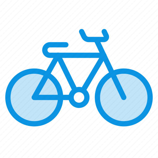 bicycle, sport icon