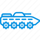 infantry, military, transport icon
