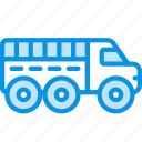 military, truck, vehicle