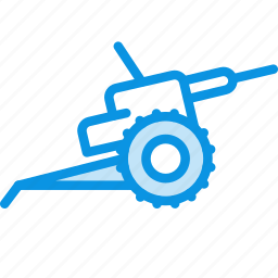 cannon, military, war, weapon icon