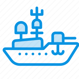 aerocarrier, warship icon