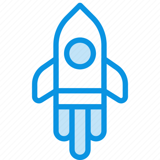 game, rocket, space icon