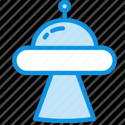 abduction, space, ufo, xfiles icon