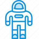 astronaut, cosmo, cosmonaut, space, suit icon