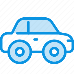 car, compact, passenger icon
