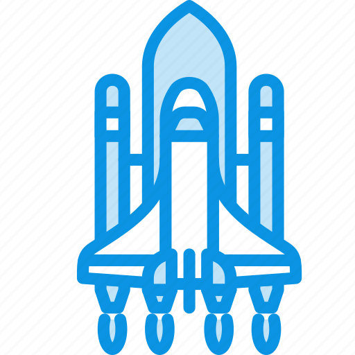 cosmos, launch, rocket, ship, shuttle, space, start icon