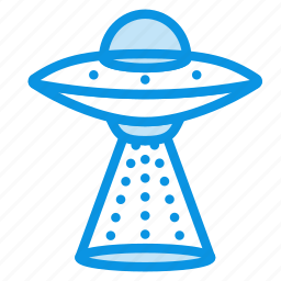 abduction, alien, cosmos, extraterrestrial, space, transport, ufo icon