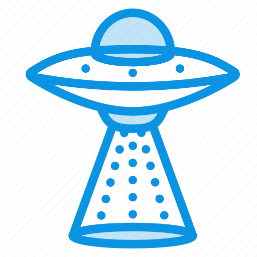 abduction, alien, ufo icon