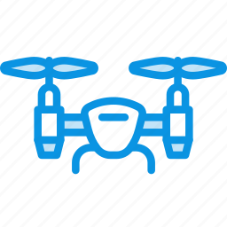 airdrone, copter, drone, flying, quadcopter icon